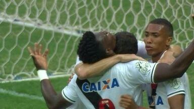O gol de Cruzeiro 0 x 1 Vasco pela 37ª rodada do Brasileirão - O gol de Cruzeiro 0 x 1 Vasco pela 37ª rodada do Brasileirão