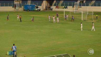 River-PI perde por 5 a 1 para o Bahia e está fora da final da Copa Nordeste sub-20 2017 - River-PI perde por 5 a 1 para o Bahia e está fora da final da Copa Nordeste sub-20 2017