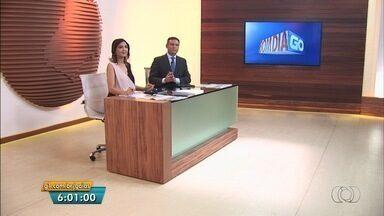 Veja o que é destaque no Bom Dia Goiás desta terça-feira (28) - Entre os principais assuntos estão as imagens conseguidas com exclusividade pela TV Anhanguera e mostram o momento em que policiais atiram em carro com refém em Senador Canedo.