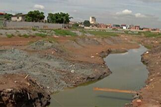 Prefeitura de Poá promete entrega de piscinão - Mesmo sem dar uma data, administração afirma que a obra está prestes a ficar pronta.