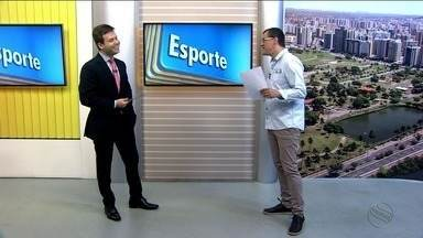 Confira as notícias do esporte desta terça (28/11) - Thiago Barbosa destaca o título do Vitória no BA-VI decisivo da Copa do Nordeste sub-20.