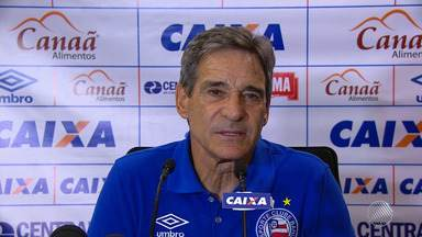 Carpegiani pede que o Bahia 'pense grande' - Confira as notícias do tricolor baiano.