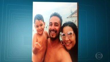Família acusa dois hospitais de negligência pela morte de criança de 5 anos - Diogo Vinício de 5 anos, foi duas vezes à UPA de Cabuçu com febre e convulsão. Os médicos disseram que o pulmão estava limpo e o menino foi liberado sem realizar nenhum exame. O mesmo aconteceu no hospital da Posse. a criança morreu de pneumonia.