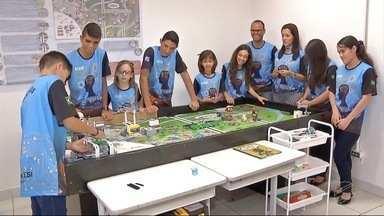 Equipe de robótica de Mato Grosso do Sul vence competição nacional - A equipe do estado venceu outras 30 turmas e agora está pronta para desafios ainda maiores.