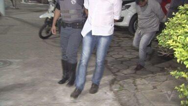 Polícia de Guarujá prende quadrilha de roubo de carros - Eles estavam na cidade para fazer negócio com três veículos.