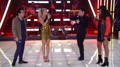 Adriane Galisteu conta como foi convidada para o 'Dança dos Famosos' - Apresentadora confessa que participar do quadro foi um grande desafio