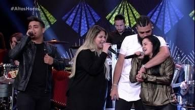 """Henrique e Juliano cantam """"Cuida Bem Dela"""" - Dupla conta com a participação de Marília Mendonça e Maraisa"""