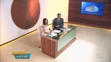 Veja o que é destaque no Bom Dia Goiás desta segunda-feira (4) - Entre os principais assuntos está o caos na saúde pública de Goiânia.
