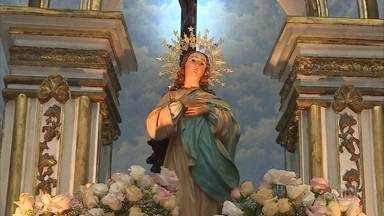 Dia de Nossa Senhora da Conceição é celebrado em BH nesta sexta-feira - Embora não seja padroeira da capital mineira, muitos belo-horizontinos são devotos da santa.