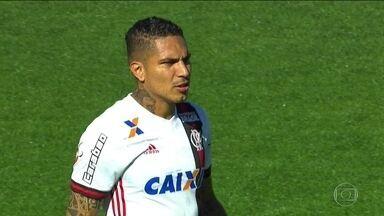 Guerrero é suspenso pela FIFA e está fora da Copa do Mundo - Ainda cabe recurso contra a punição.