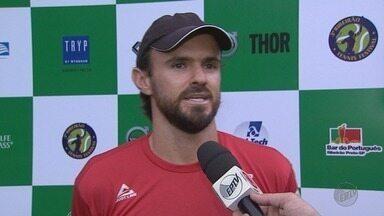 Ribeirão Tênis Festival é destaque no fim de semana para apaixonados pelo esporte. - Evento vai até domingo (10) e terá a presença do tenista Marcelo Melo.