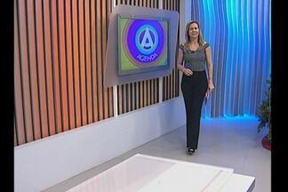 A atleta da Seleção Brasileira de Futebol Andressa Machry visita a Região - Ela vai participar de dois eventos, um em Santa Rosa e outro em Roque Gonzales, RS.