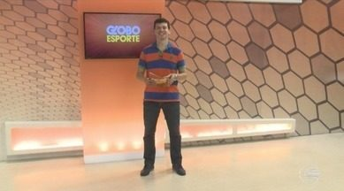 Assista ao Globo Esporte desta sexta (8) com Flávio Meireles - Assista ao Globo Esporte desta sexta (8) com Flávio Meireles
