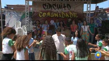 Última edição do Circuito Comunidade no Parque da Lagoa, em João Pessoa - Veja quais serviços serão ofertados neste sábado.