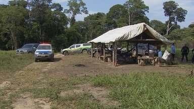 Duas pessoas seguem internadas após confronto em Candeias do Jamari - A suspeita é que o crime tenha sido motivo por disputas de terra.