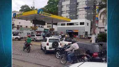 Postos de combustíveis de Juiz de Fora e região começam a ter problemas de abastecimento - Impacto é causado devido ao anúncio de paralisação das transportadoras do Rio de Janeiro em protesto pelos tributos cobrados.