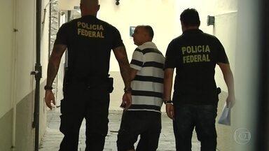 Polícia Federal prende quadrilha suspeita de fraudar o INSS, em Campos - Um dos bandidos utilizava os exames cardíacos da própria mãe para ter acesso ao auxílio-doença.