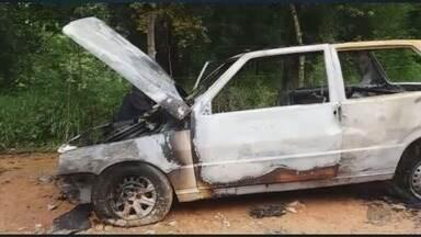 Homem é encontrado morto a tiros na zona rural de São Lourenço (MG) - Homem é encontrado morto a tiros na zona rural de São Lourenço (MG)