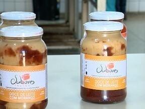 Cooperativa de doces prevê dobro de vendas no fim do ano - Produtores de matéria-prima também são beneficiados.