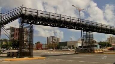 Detran adia mais uma vez prazo para entregar passarelas em Fortaleza - Confira mais notícias em G1.Globo.com/CE