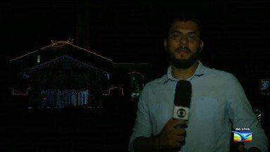 Caxias recebe programação natalina - Cidade do sul maranhense recebe iluminação para o período de festas de fim de ano