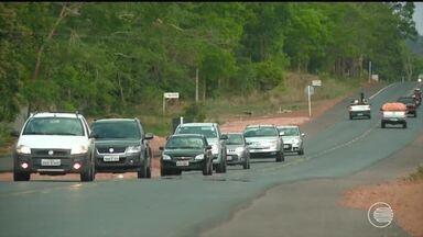 Feriado deixa as estradas do Piauí ainda mais movimentadas - Feriado deixa as estradas do Piauí ainda mais movimentadas