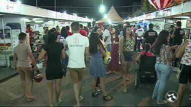 Feira de Negócios é realizada em Tabira, no Sertão - Entrada para o público é gratuita