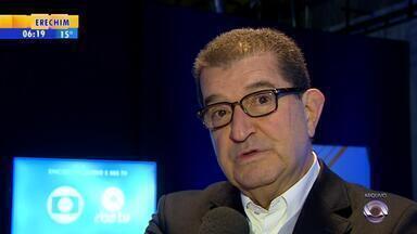 Gaúcho Willy Haas passa a integrar board executivo de negócios da Rede Globo - O cachoeirense começou a trabalhar em 1978 no escritório da Globo Sul, onde em 1986 foi promovido a diretor comercial.