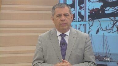 Cinco assassinatos são registrados na Grande Florianópolis durante o fim de semana - Cinco assassinatos são registrados na Grande Florianópolis durante o fim de semana