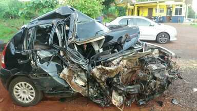 Seis pessoas morrem em acidentes nas estradas da região neste fim de semana - Os acidentes foram registrados em Céu Azul, Medianeira e Matelândia.