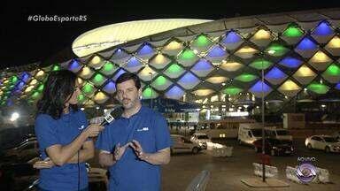Diogo Olivier comenta sobre a atuação do Pachuca no Mundial de Clubes - Assista ao vídeo.