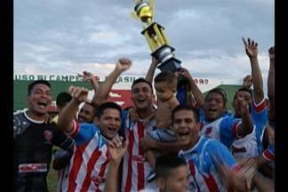 Marituba vence Benevides nos pênaltis e conquista Intermunicipal - Final foi realizada no Estádio Francisco Vasques, o Souza.
