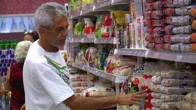 Arroz e feijão sofrem queda no preço; entenda o porquê - Arroz e feijão sofrem queda no preço; entenda o porquê