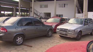 Detran Vai leiloar mais de 300 veículos em Macapá - A maioria dos veículos foram apreendidos em operações de trânsito, principalmente com documentos irregulares.