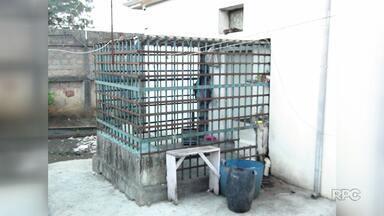 Quatro presos fogem da Cadeia Pública de Rebouças - Dois fugitivos já foram recapturados pela polícia