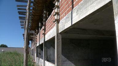 Escolas municipais também tem obras paradas - As obras estão sob responsabilidade da construtora Valor, a mesma investigada na operação Quadro Negro.