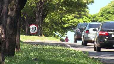 Trechos da Avenida Colombo podem ter velocidade máxima aumentada - PRF fez estudo e já encaminhou pedido ao D.E.R.