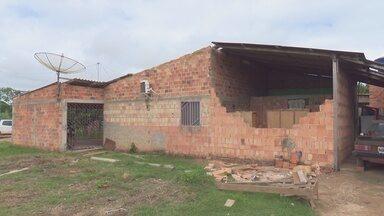 Em Guajará-mirim, temporal causa estragos durante fim de semana - Leile Ribeiro.