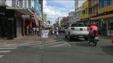 Polícia divulga plano para reforçar policiamento nas ruas de Campina Grande - O final do ano está chegando e as pessoas cobram mais segurança no comércio de Campina Grande.