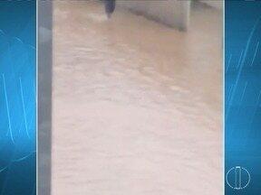 Instituto de Meteorologia mantém alerta de chuva para o Norte de Minas - Pode chover até 30 mm por hora.