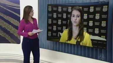 Polícia faz buscas após mulher desaparecer depois de ir até presídio no AM - Polícia faz buscas após mulher desaparecer depois de ir até presídio no AM