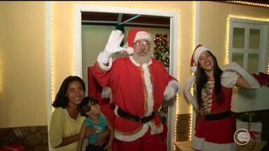 Decoração de Natal é lançada em Teresina - Decoração de Natal é lançada em Teresina
