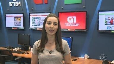 Mayara Corrêa traz os destaques do G1 Sorocaba e Jundiaí nesta quinta-feira - A repórter Mayara Corrêa traz os destaques do G1 Sorocaba e Jundiaí nesta quinta-feira (14).