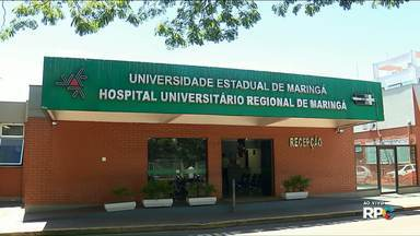 É grave o estado de saúde da criança que teria engolido crack em Cidade Gaúcha - Menina de 2 anos está internada na UTI do Hospital Universitário de Maringá.