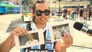 Gremistas repercutem final entre Grêmio e Real Madrid pelo Mundial - Assista ao vídeo.