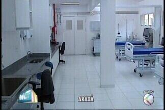 Unidade de Pronto Atendimento 24 horas é inaugurada em Araxá - A nova unidade saúde será inaugurada nesta quinta-feira (14). A UPA conta com uma estrutura de R$ 4.5 milhões e com capacidade para atender 300 mil pacientes.