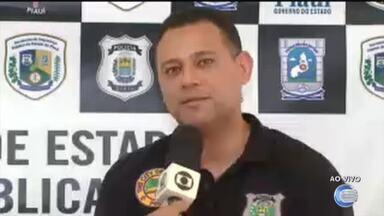 Delegado geral diz que meta de operação é fazer cem prisões no Piauí - Delegado geral diz que meta de operação é fazer cem prisões no Piauí