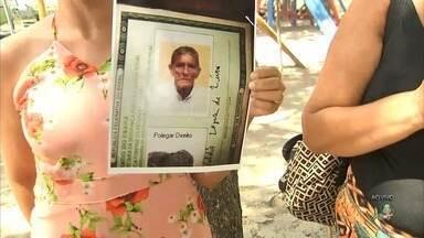 CETV realiza novo mutirão em busca de pessoas desaparecidas - Confira mais notícias em G1.globo.com/ce