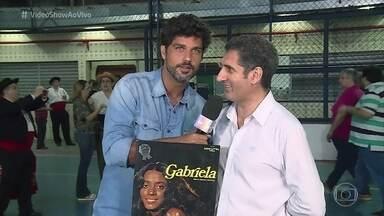 Bruno Cabrerizo relembra os 40 anos da estreia de 'Gabriela' em Portugal - Protugueses contam o que lembram da novela