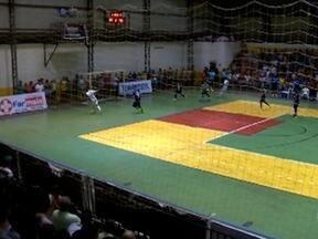 Futsal de Dracena se prepara para último jogo da final da Copa Paulista - Primeira partida terminou em empate.